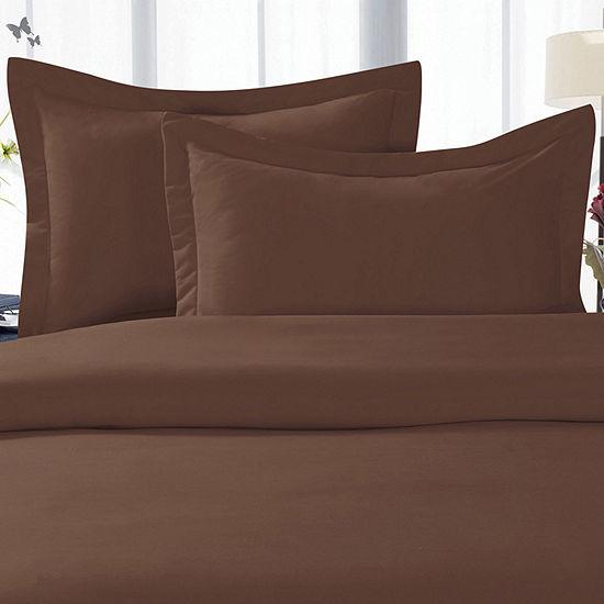 Elegant Comfort Luxury Silky Soft Wrinkle Free Duvet Cover Set