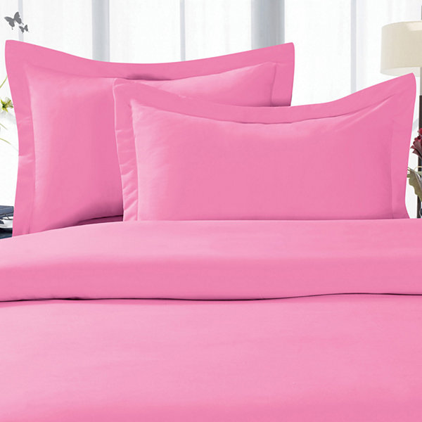 Good Elegant Comfort Luxury Silky Soft Wrinkle Free Duvet Cover Set