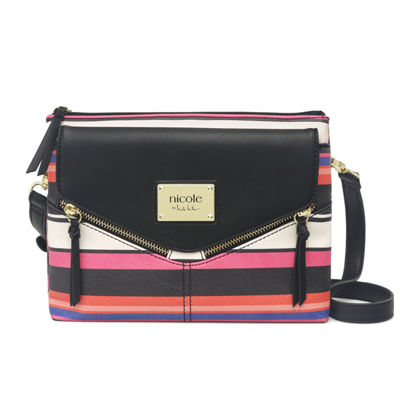 Nicole By Nicole Miller Sammy Crossbody Bag