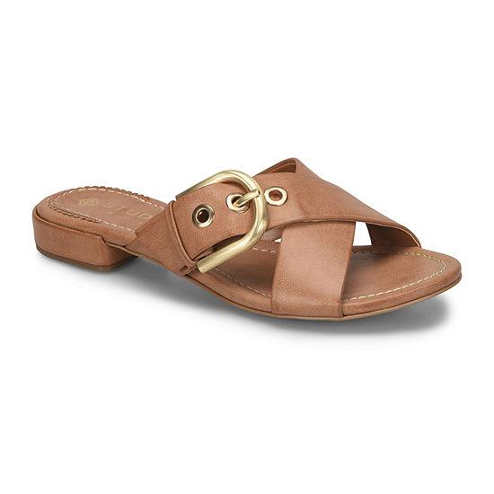 Studio Isola Womens Marilla Slide Sandals