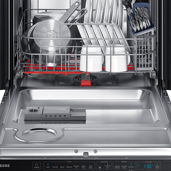 "Samsung ENERGY STAR® 24"" Waterwall™ Dishwasher"