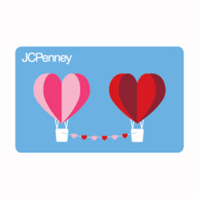 Hot Air Hearts Gift Card