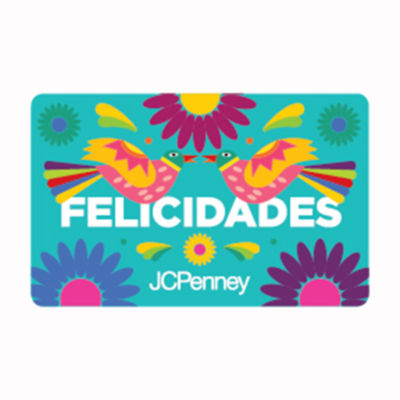 Hispanic Birds Gift Card