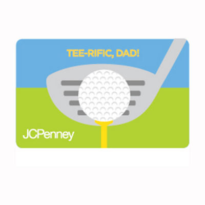 Tee-rific Dad Gift Card
