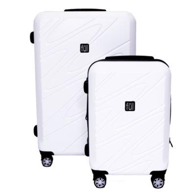 Ful Scribble 2-pc. Hardside Luggage Set