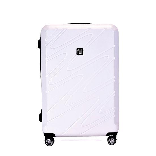 Ful Scribble 29 Inch Hardside Luggage
