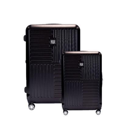 Ful Urban Grid 2-pack Hardside Luggage Set