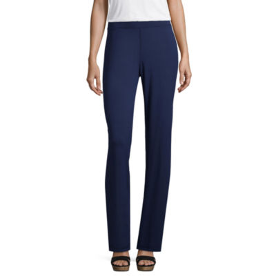 "Liz Claiborne Knit Lounge Pant - Tall Inseam 33"""