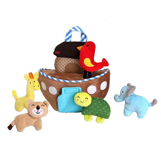 Alma'S Designs Soft Ark Plush Play Set