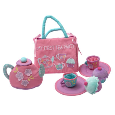 Alma'S Designs Soft Tea Party