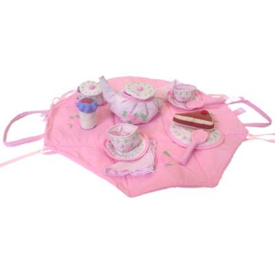 Alma'S Designs My First Tea Party Plush Set