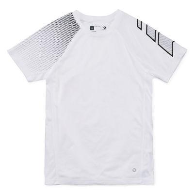 Xersion Short Sleeve Trainer Tee Boys - Husky
