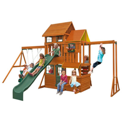 Kidkraft Barrington Wooden Playset