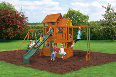 Kidkraft Barrington Wooden Playset