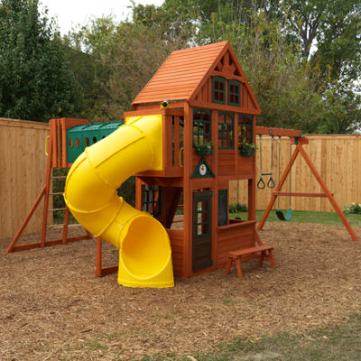 Kidkraft Cedar Grove Manor Wooden Playset