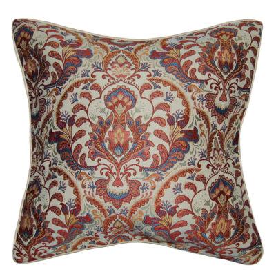Camila Square Throw Pillow