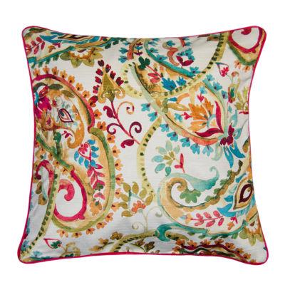 Indira Square Throw Pillow