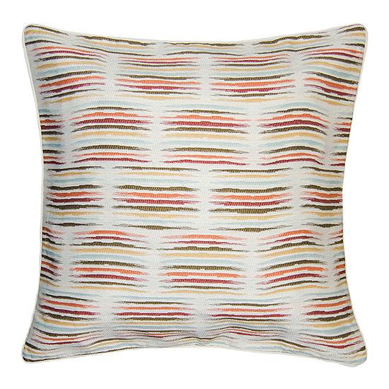 Mikado Square Throw Pillow