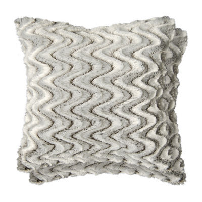 Zoe 2-Pack Square Throw Pillow
