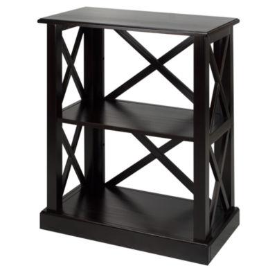 Bay View 3-Shelf Bookcase