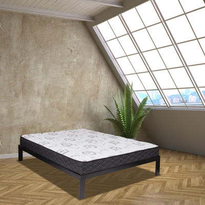Wolf Corporation's Dual Rest Double Sided Mattress and Platform Set