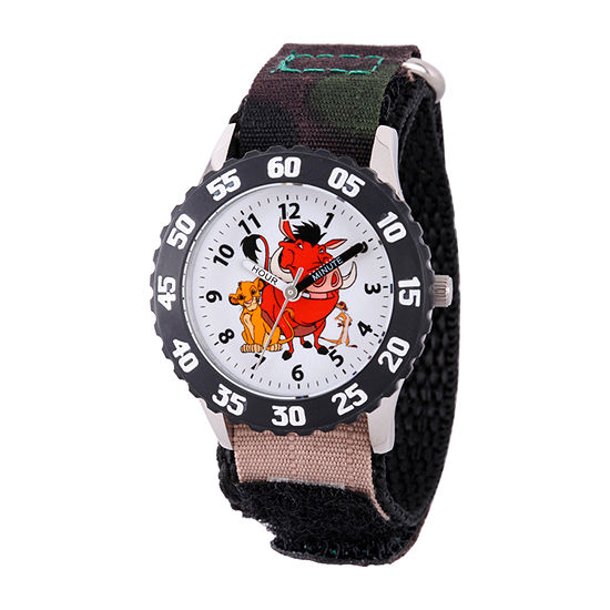 Disney Lion Guard Boys Strap Watch-W002133