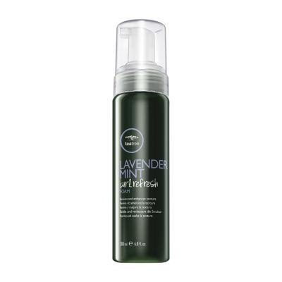 Paul Mitchell Tea Tree Lavender Mint Curl Refresh Hair Mousse-6.8 oz.
