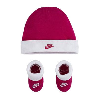 Nike Girls 2-pc. Baby Hat