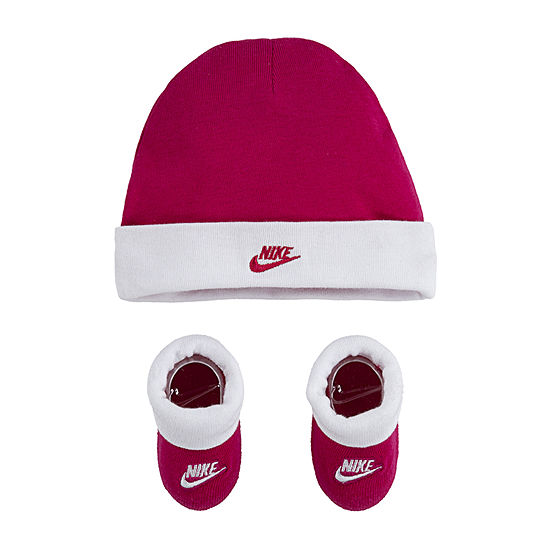 Nike Girls 2-pc. Baby Hat-Baby
