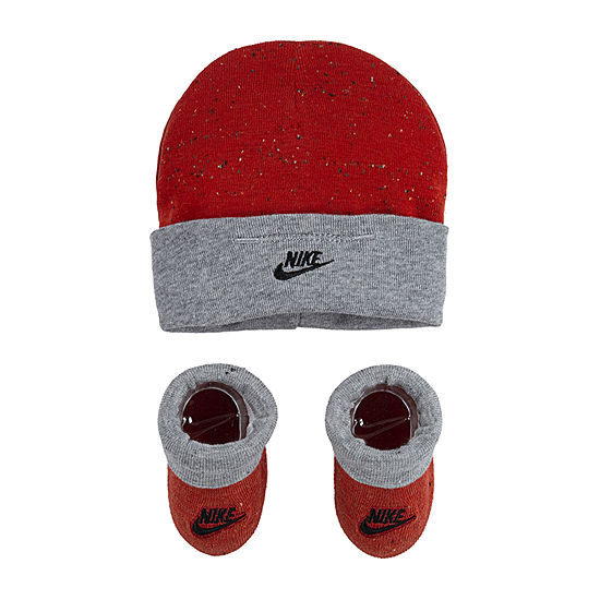 Nike Bootie Set Boys 2-pc. Baby Hat-Baby
