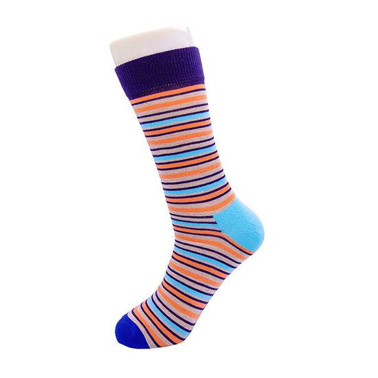 HS By Happy Socks 1 Pair Crew Socks - Mens
