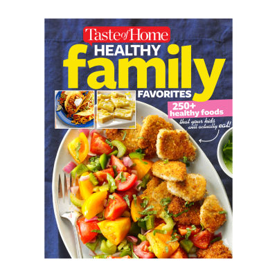 Cookbook Taste Of Home Healthy Family Favorites