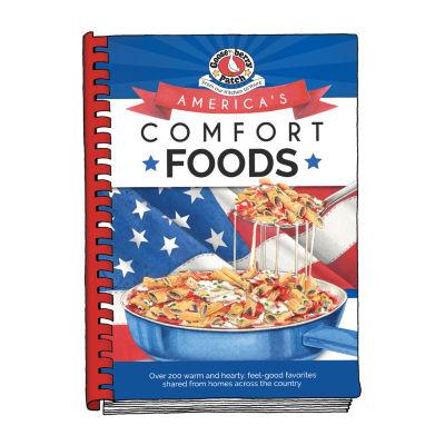 Cookbook Americas Comfort Foods