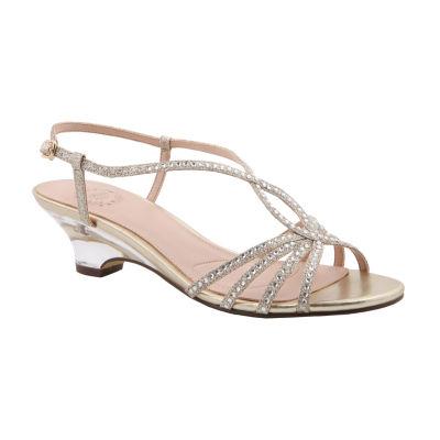 I. Miller Womens Felipa Wedge Sandals