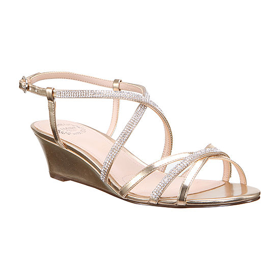 8f15cd58efdf I Miller Fiamma Womens Wedge Sandals JCPenney