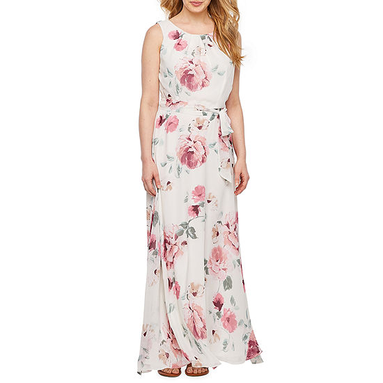 bd1b61c91340 R   K Originals Sleeveless Floral Maxi Dress-Petite - JCPenney