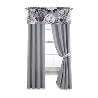 JCPenney Home Rosalyn Rod-Pocket Curtain Panel