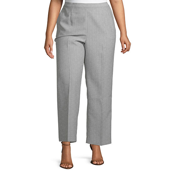 Versailles Alfred Dunner Proportioned Short Pant Plus