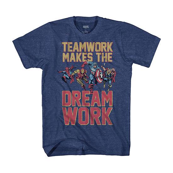 Avengers Graphic T-Shirt