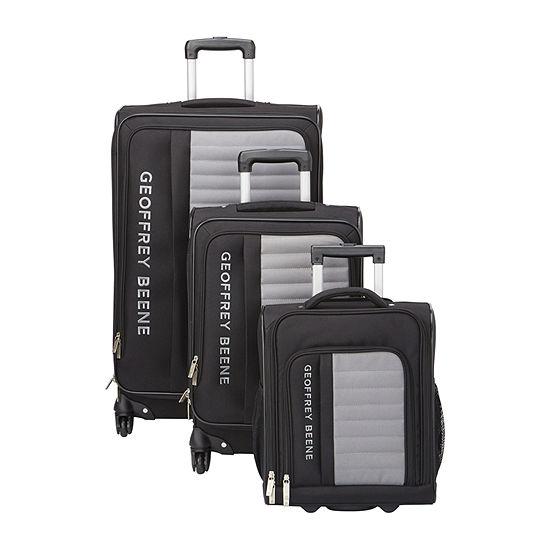 Geoffrey Beene Adventure Collection 3-pc. Luggage Set