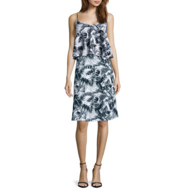 jcpenney.com | Decree® Flounce Tank Top or Midi Skirt