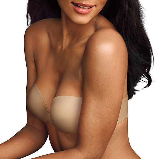 Maidenform Love The Lift Custom Lift Multiway Underwire Demi Strapless Bra-09417
