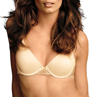 Maidenform Comfort Devotion Embellished T-Shirt Demi Bra-09441