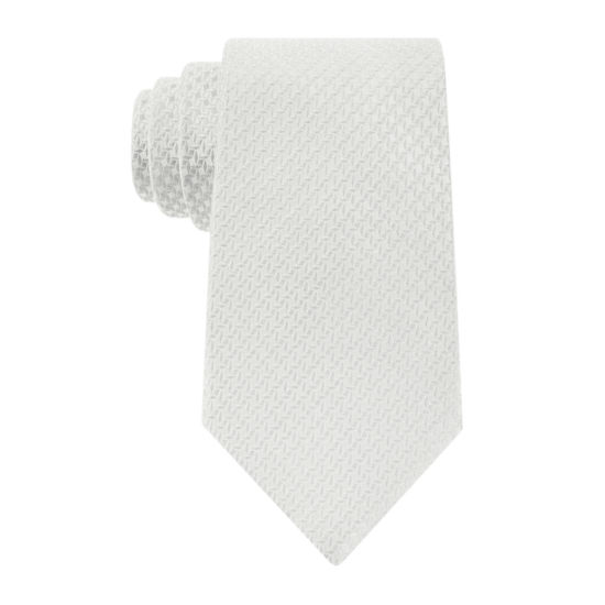 Stafford Solid Silk Tie - XL