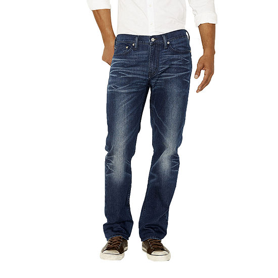 3dab19be Levi's® Motion 514™ Straight Fit Stretch Jeans - JCPenney
