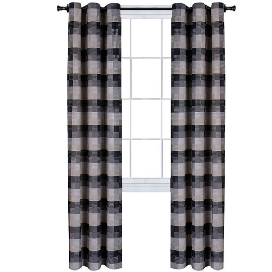 Harvard Grommet Top Curtain Panel