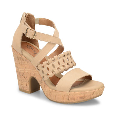 Eurosoft Florina Womens Heeled Sandals