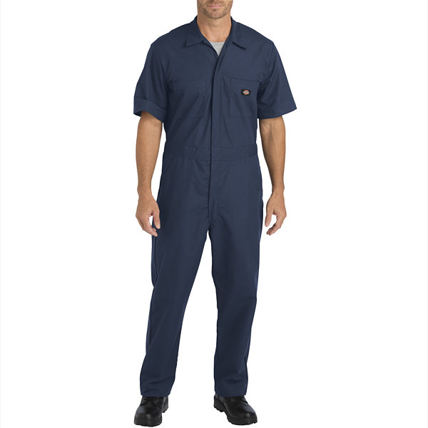 Dickies® Short Sleeve Workwear Coveralls