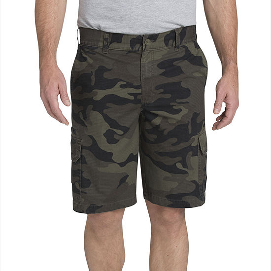 """Dickies® 11"""" Relaxed Fit Lightweight Ripstop Cargo Shorts"""