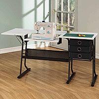 craft room furniture & lighting
